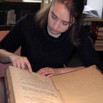 Mapping Special Collections for Research and Teaching at Goucher College