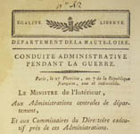 French Pamphlet Collections at the Newberry Library