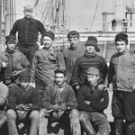 Merchant Mariners Muster: Cataloging Crew Manuscripts